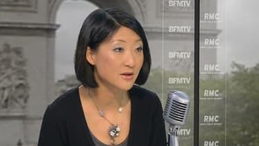 Fleur Pellerin, ministre de l'économie numérique