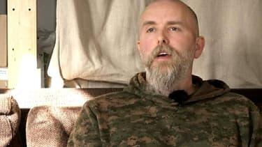 Varg Vikernes, samedi 16 mars, à son domicile de Corrèze.