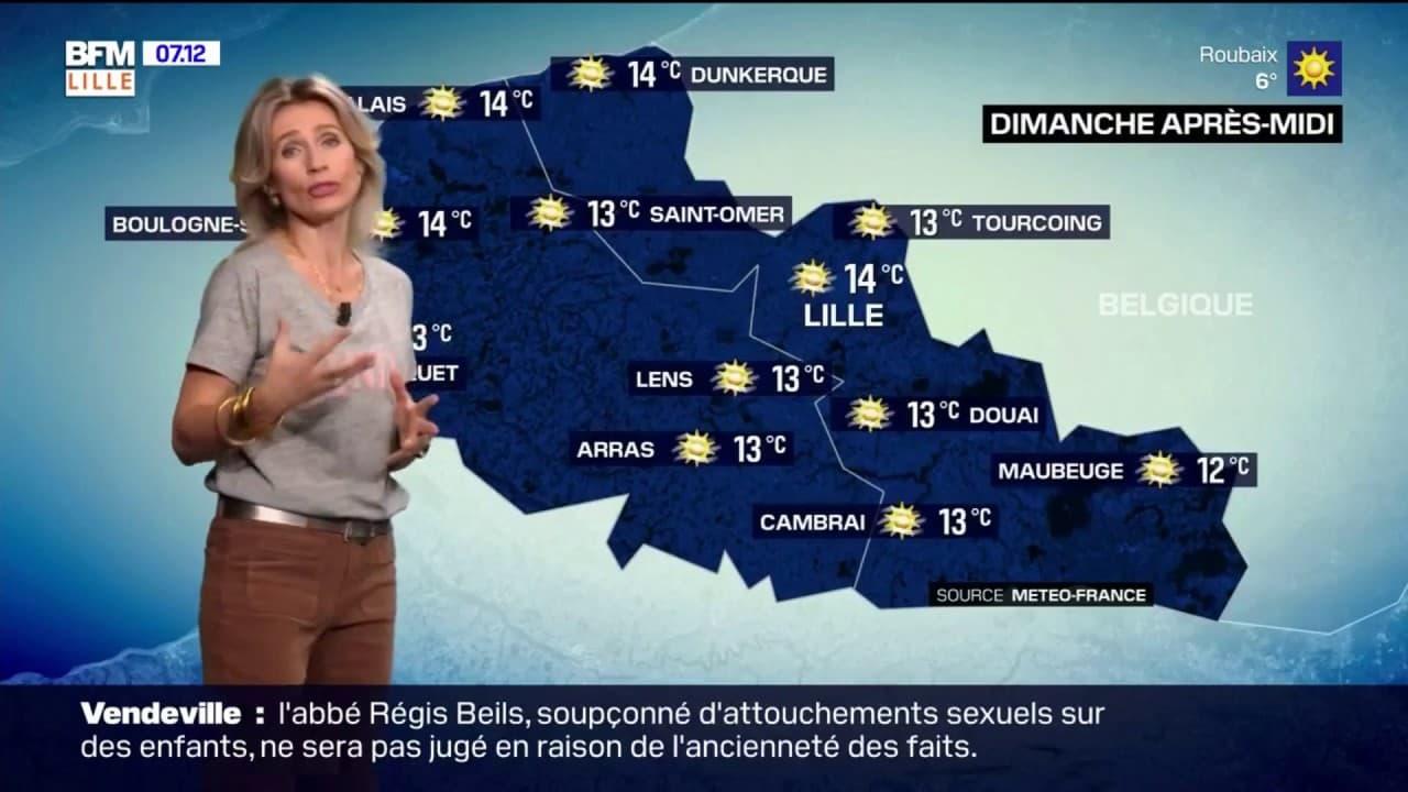 Météo Grand Lille: un ciel ensoleillé mais des températures fraîches attendus ce dimanche, 13°C à Douai et Tourcoing