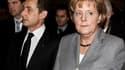 Le dîner entre Nicolas Sarkozy et Angela Merkel qui devait se tenir ce lundi soir à Berlin sur le thème de la gouvernance économique européenne a été reporté au 14 juin. /Photo d'archives/REUTERS/Scanpix/Nikolai Linares