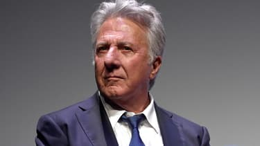Dustin Hoffman à New York en 2017