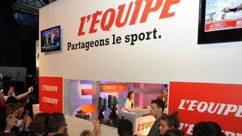Le quotidien sportif était prêt à dépenser 7 millions d'euros pour rester en monopole.