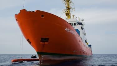Le gouvernement suisse refuse que le navire Aquarius obtienne un pavillon helvétique.
