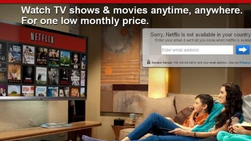 Netflix a enregistré un chiffre d'affaires en hausse de 25% au deuxième trimestre.