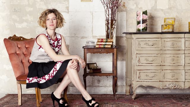 Céline Patrier a créé Originby en 2013.