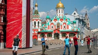 La vie reprend à Moscou, le 9 juin 2020, premier jour de déconfinement