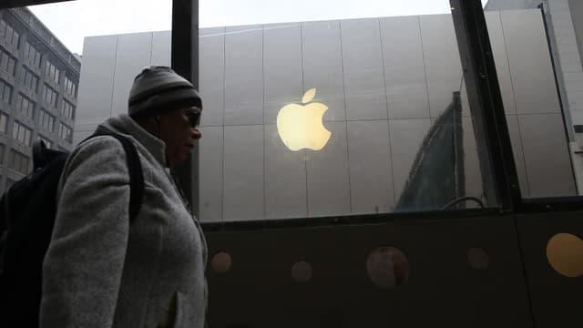 Apple a vendu 74,5 millions d'iPhone ces trois derniers mois.