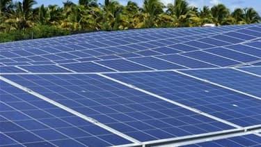 Panneaux photovoltaïques. L'énergie solaire pourrait fournir environ 22% des besoins mondiaux en électricité d'ici 2050, à condition que les gouvernements lui apportent son soutien dans les dix prochaines années, selon l'Agence internationale de l'énergie