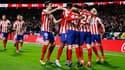 Correa et Vrsaljko forfaits pour le quart de l'Atlético