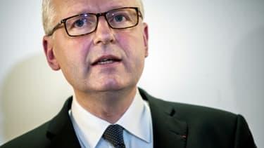 Le procureur de Paris Rémy Heitz le 25 mai 2019 à Lyon
