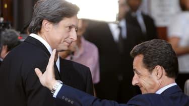 La réforme a donné lieu à moult tensions entre le président Sarkozy et le PDG de France Télévisions Patrick de Carolis