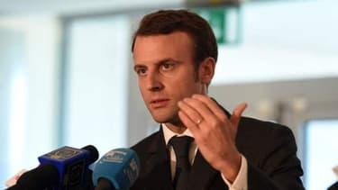 """Emmanuel Macron estime que """"le risque doit être rémunéré"""""""