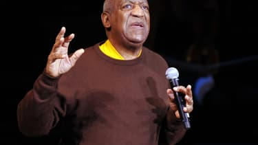 Bill Cosby en octobre 2010.