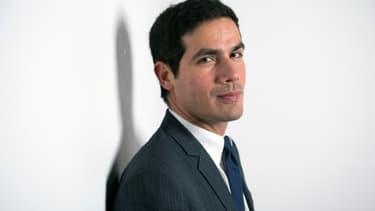 Mathieu Gallet, patron de Radio France, à Paris le 15 janvier 2016