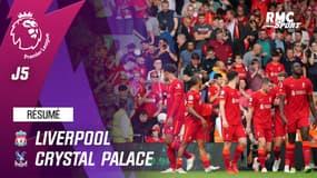 Résumé : Liverpool 3-0 Crystal Palace - Premier League (J5)