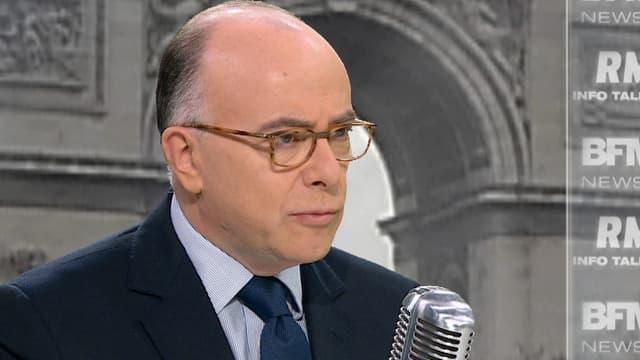Bernard Cazeneuve, vendredi.
