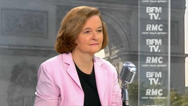 Nathalie Loiseau, ministre chargée des Affaires européennes, sur BFMTV et RMC mercredi 26 juillet.