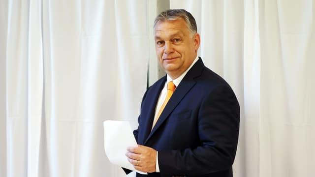 Viktor Orban vote le 26 mai aux élections européennes