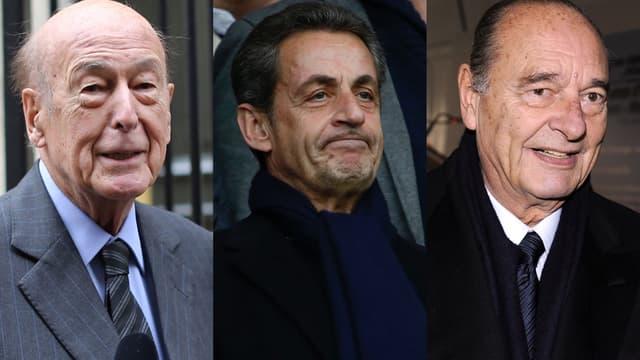 Des 3 anciens présidents, c'est Valery Gisard d4estaing qui coûte le plus cher aux Français.