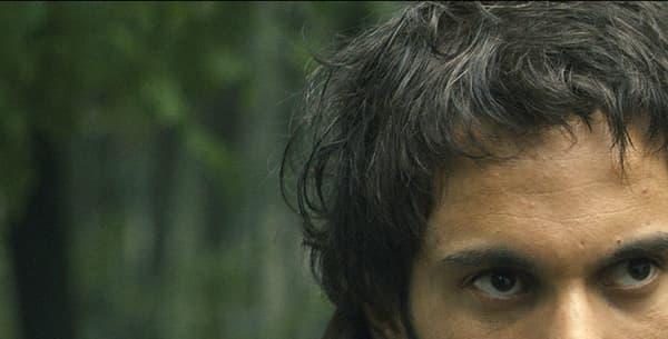 "Malik Bentalha dans ""Robin des Bois, la véritable histoire"" en 2015"