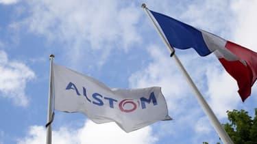 Les salariés d'Alstom s'inquiètent de l'avenir du groupe.