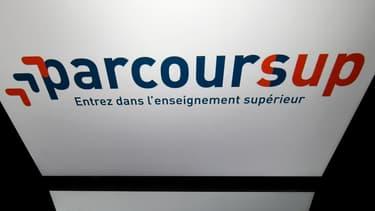Logo de Parcoursup, la plateforme pour les études supérieures (photo d'illustration)