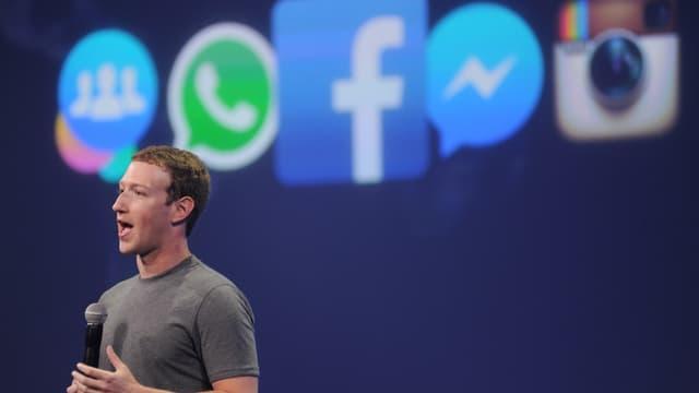 Le fondateur de Facebook fait construire un mur en pierres autour de sa propriété
