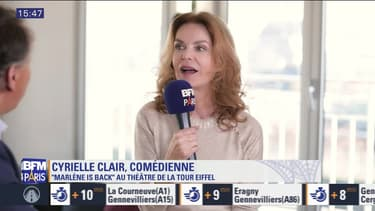 """Scène sur Seine: """"Marlène is back"""", avec Cyrielle Clair au Théâtre de la Tour Eiffel jusqu'au 17 février"""