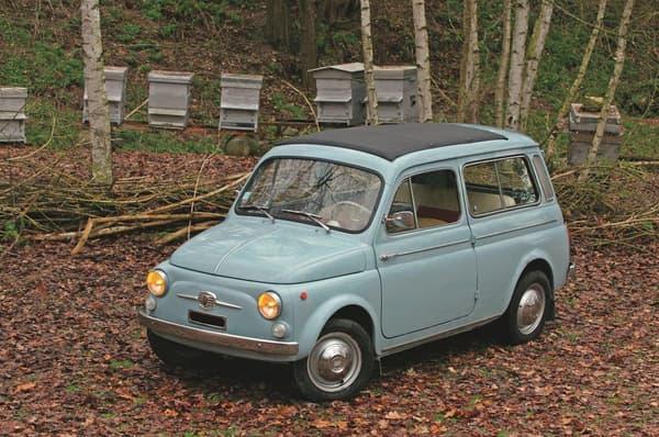 La Fiat 500 Giardinera