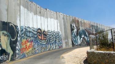 Le mur est en construction depuis 2002.