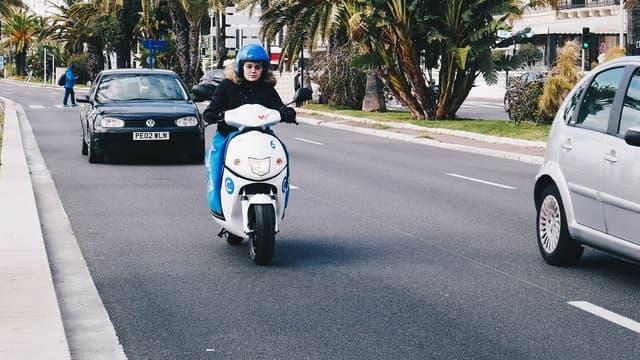 L'essor des services de partage de scooters électriques comme CityScoot ou Coup, ont dopé le marché.