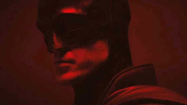 Robert Pattinson est Batman