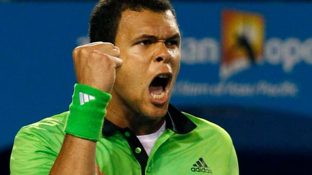 Tsonga rejoint Monfils et Gasquet au 2e tour de l'Open d'Australie