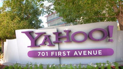 Yahoo continue d'absorber les start-ups pour dépoussiérer son image.