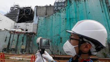 Le bassin de désactivation et refroidissement du réacteur 3 contient 566 assemblages de combustible nucléaire.