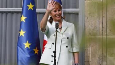 L'ancienne ministre de l'Ecologie, Ségolène Royal.