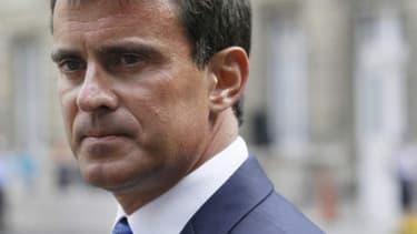 Manuel Valls a rendez-vous avec le patronat, ce mercredi 27 août.