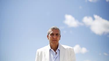 Samy Naceri en mai 2013 à Cannes.