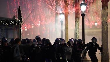 Le dispositif de sécurité reconduit samedi à Paris