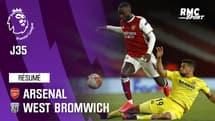 Résumé : Arsenal 3-1 West Bromwich- Premier League (J35)