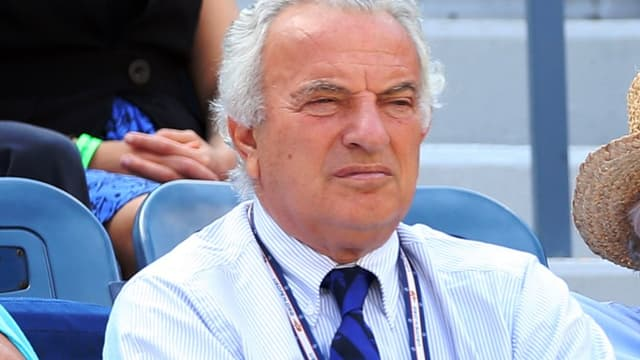 Francesco Ricci Bitti, président de la fédération internationale de tennis