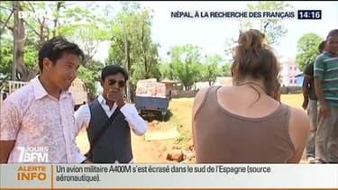 Népal: la recherche des ressortissants français se poursuit