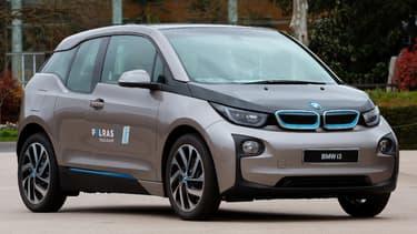 Depuis sa sortie à l'automne 2013, la BMW i3 connaît un joli succès commercial.