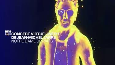 Le concert du 31 décembre de Jean-Michel Jarre sera à suivre sur BFM Paris