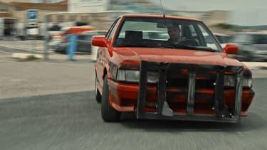Balle Perdue, un film d'action français sur Netflix