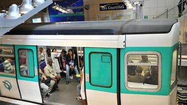 Le nouveau programme d'investissement ne concerne pas les lignes de métro les plus anciennes.