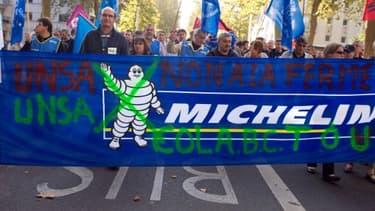 Fin du conflit social chez Michelin. Il durait depuis trois mois.