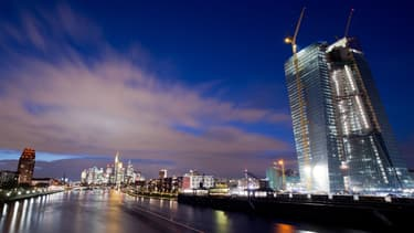 La BCE a promis de racheter chaque mois pour 60 millions d'euros de dette d'Etat européens. Mais les titres italiens et espagnols seront plus difficiles à racheter que ceux allemands ou Français.