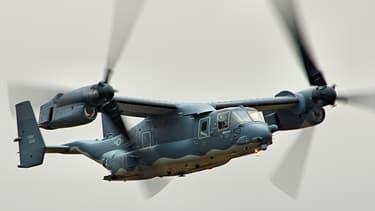 Boeing-Bell V-22 Osprey