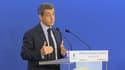 """Nicolas Sarkozy a affirmé que François Hollande avait """"créé les conditions de l'échec"""" de la réforme constitutionnelle."""